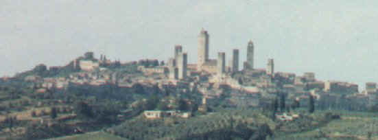 room for rent san gimignano